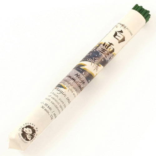 Kunjudo Shirayuki Virgin Snow Incense Sticks