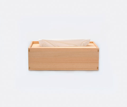 Azmaya Hinoki Tissue Box Cover