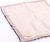 Fog Linen Linen Massage Bath Mat White 3