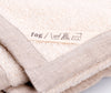 Fog Linen Linen Massage Bath Mat White 4
