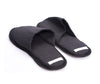 Fog Linen Linen Slippers Graphite Large 2