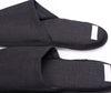 Fog Linen Linen Slippers Graphite Large 3