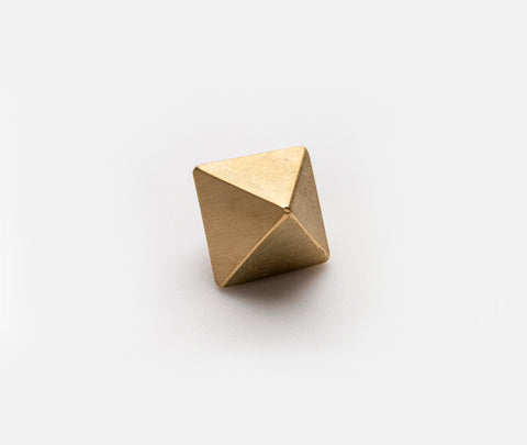 Futagami Triangle Paperweight