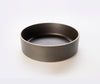 Hasami Porcelain Bowl Black 185 X 55mm