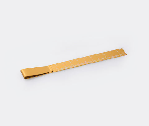 Hightide Clip Ruler Yellow