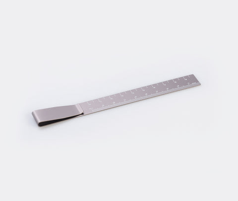 Hightide Clip Ruler Grey