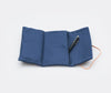 Hightide Field Roll Pencil Case Navy 3