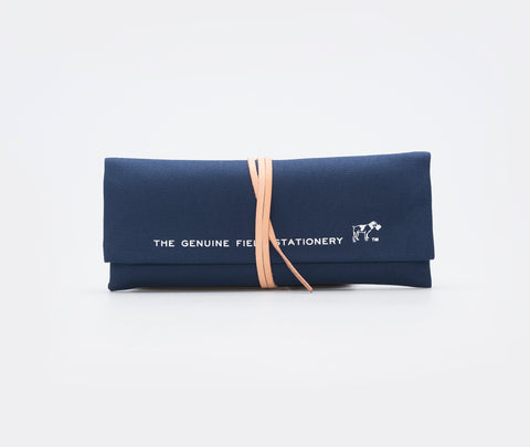 Hightide Field Roll Pencil Case Navy