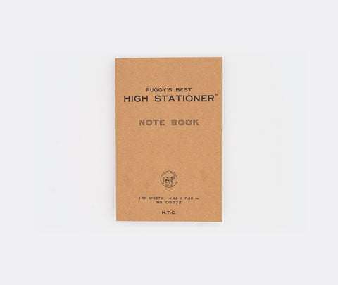 Hightide Puggy's Best Paperback Notebook
