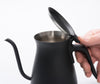 Kinto Pour Over Coffee Kettle 900ml Black 5
