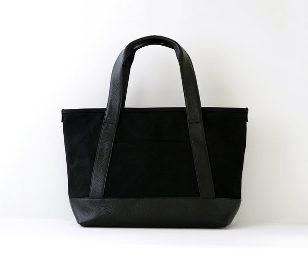 Moheim Tote Bag Medium Black