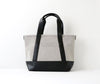 Moheim Tote Bag Small Grey