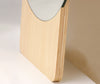 Moheim Standing Mirror Natural 2