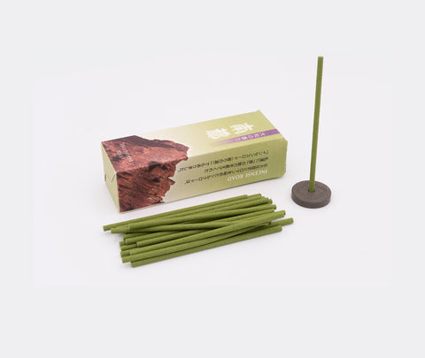 Shoyeido Incense Road Nan To Sandalwood 20 Sticks