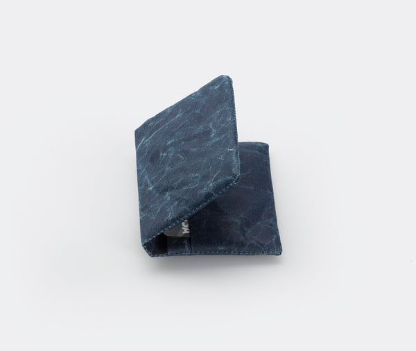 Siwa Business Card Case Dark Blue