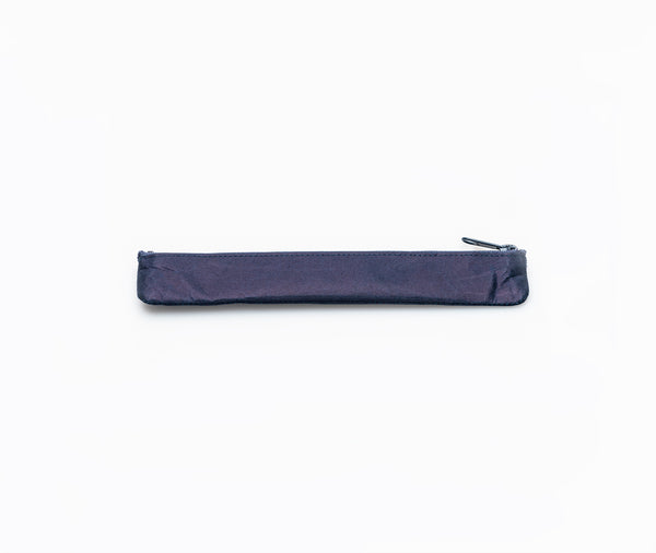 Siwa Pen Case Slim Dark Blue