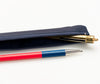 Siwa Pen Case Slim Dark Blue 3