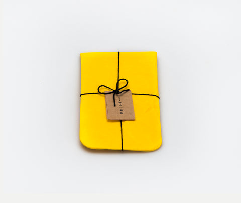 Siwa Accessory Pouch Yellow