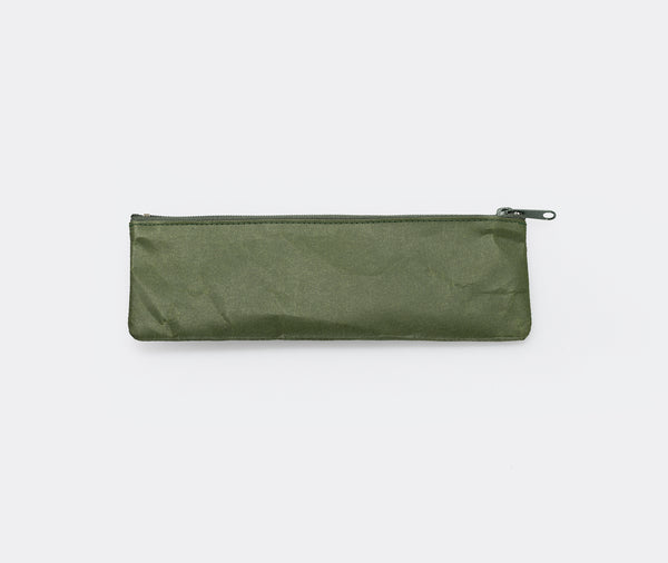 Siwa Pen Case Medium Dark Green