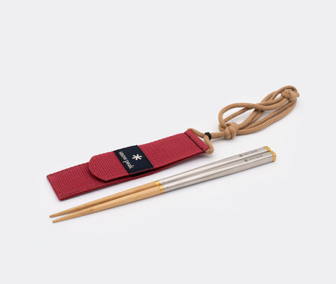 Snow Peak Wabuki Chopsticks Medium