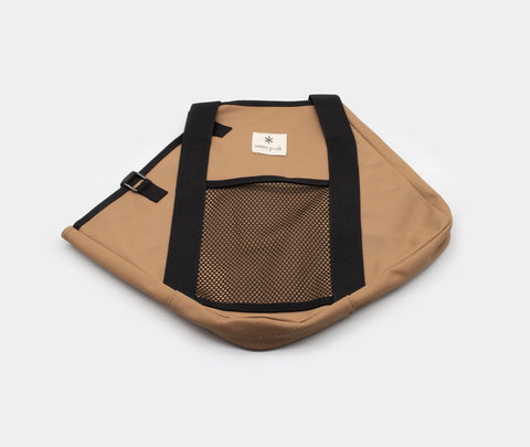Snow Peak Pack & Carry Fireplace Canvas Bag Small
