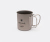 Snow Peak Titanium 450 Mug Single 2