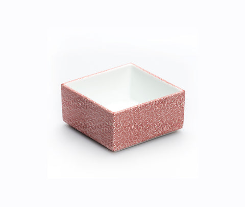 Time & Style Ju Bako Stacking Box Red Hishiyui