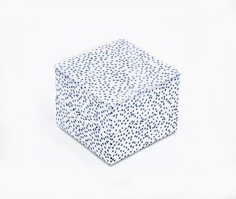 Time & Style Ju Bako Stacking Box Set Blue Square