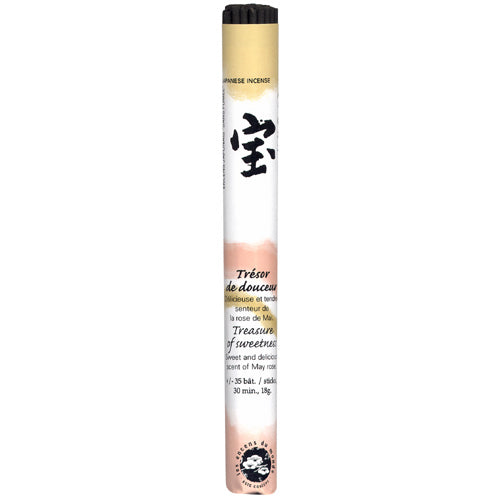 Kunjudo Treasure Of Sweetness Incense Sticks