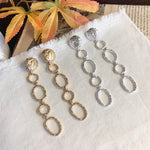 Hammered Tiered Circle