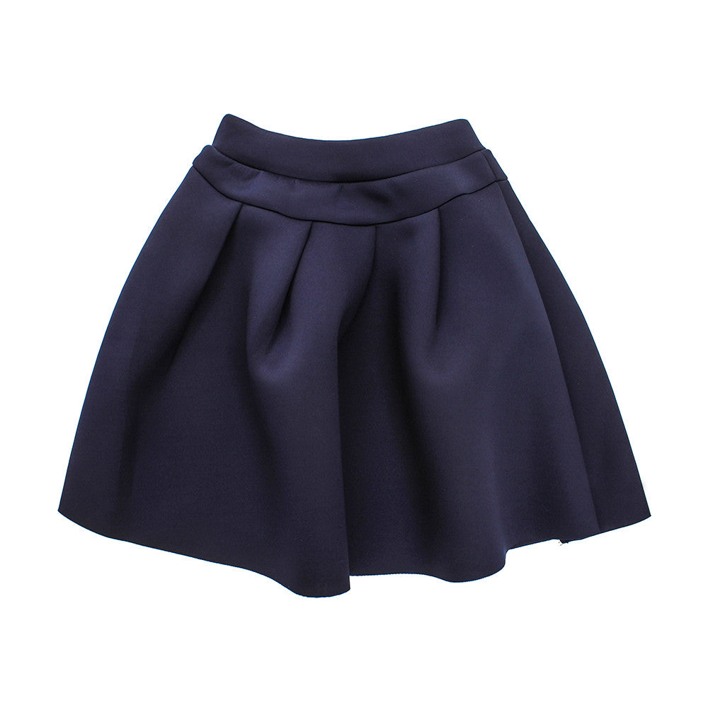 Sweven Scuba Circle Skirt | rabbit in the moon