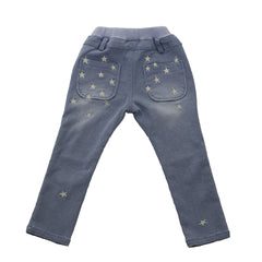 Allo Cotton Girl's Etwal Jeans