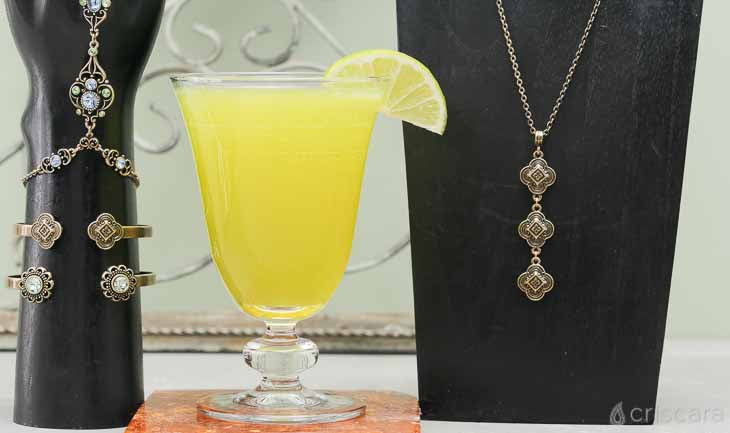 The Emerald Daiquiri Cocktail Recipe | Criscara