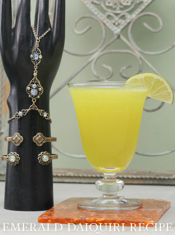 Emerald Daiquiri Cocktail Recipe