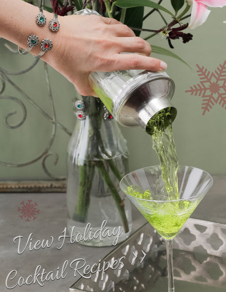 View Holiday Cocktail Recipes by Criscara