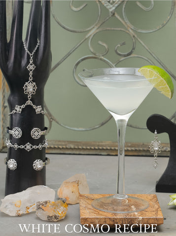 White Cosmo Cocktail Recipe