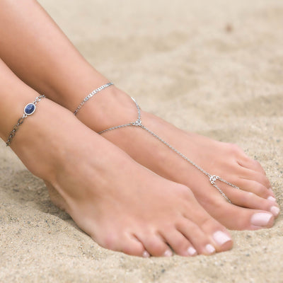 ALL EYES Anklet