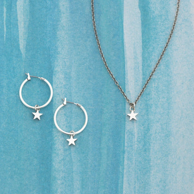 SHOOTING STAR Anklet