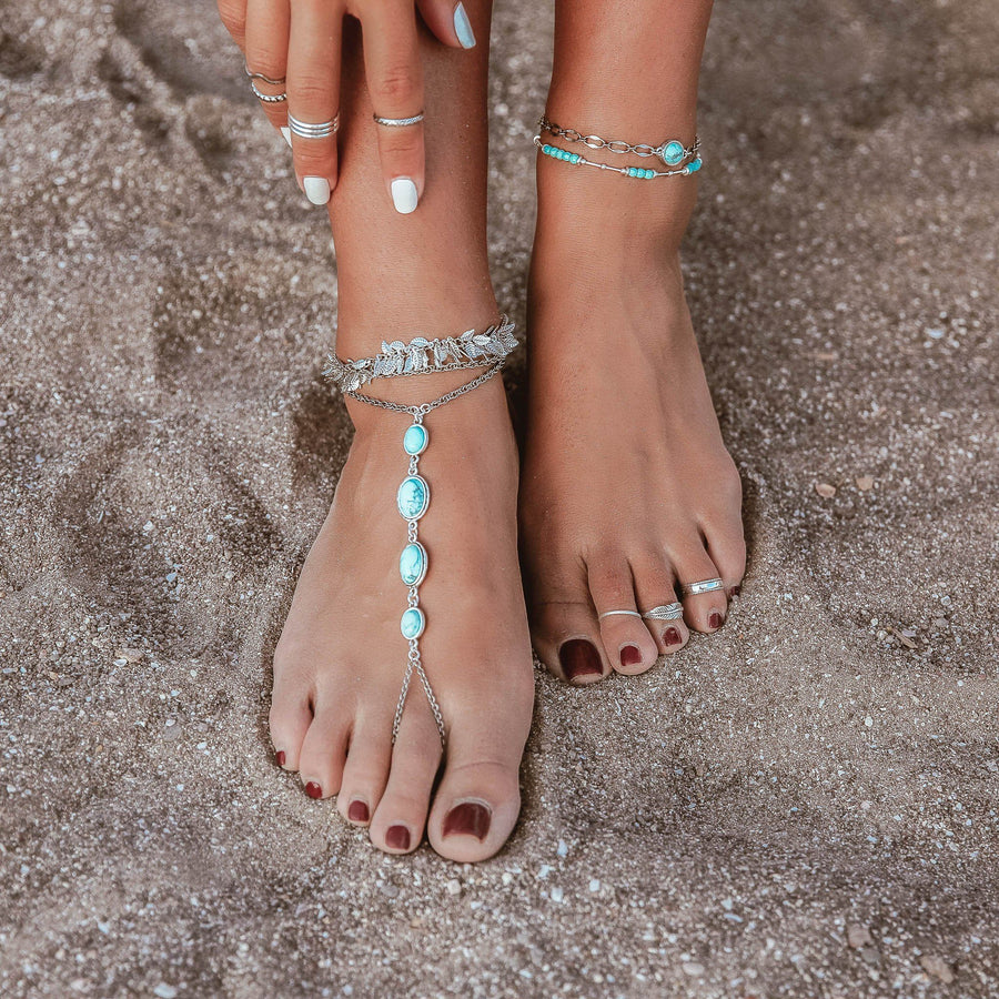 GYPSY SOUL Foot Chain - Original