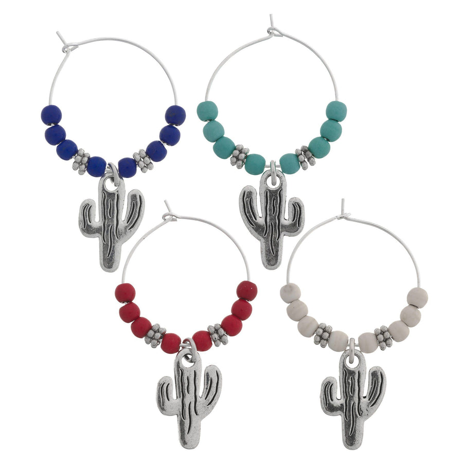 CACTUS Wine Charms