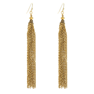 INARA Fringe Earrings