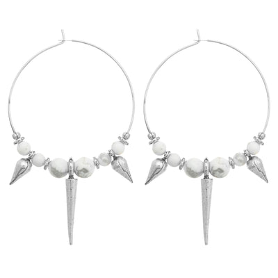 VAGABOND Hoop Earrings
