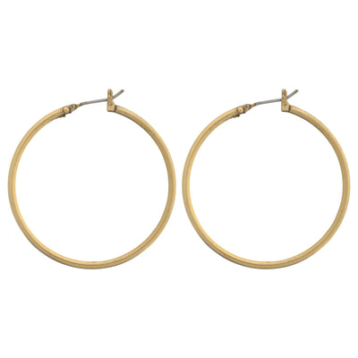 "SPELL 1.5"" Hoop Earrings"