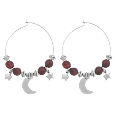 MOONSHINE Hoop Earrings