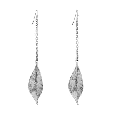 SOHO Leaf Drop Earrings