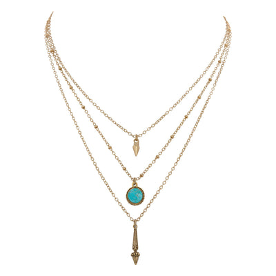 DAWN Layered Necklace