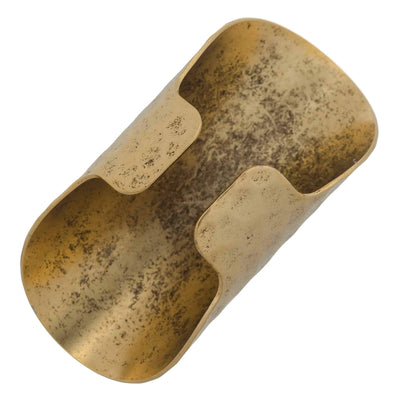 QUEST 38 Hammered Ring