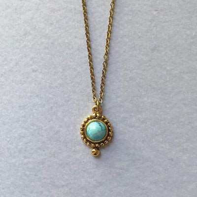 MORNING SUN Pendant Necklace