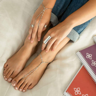 SERENDIPITY Foot Chain