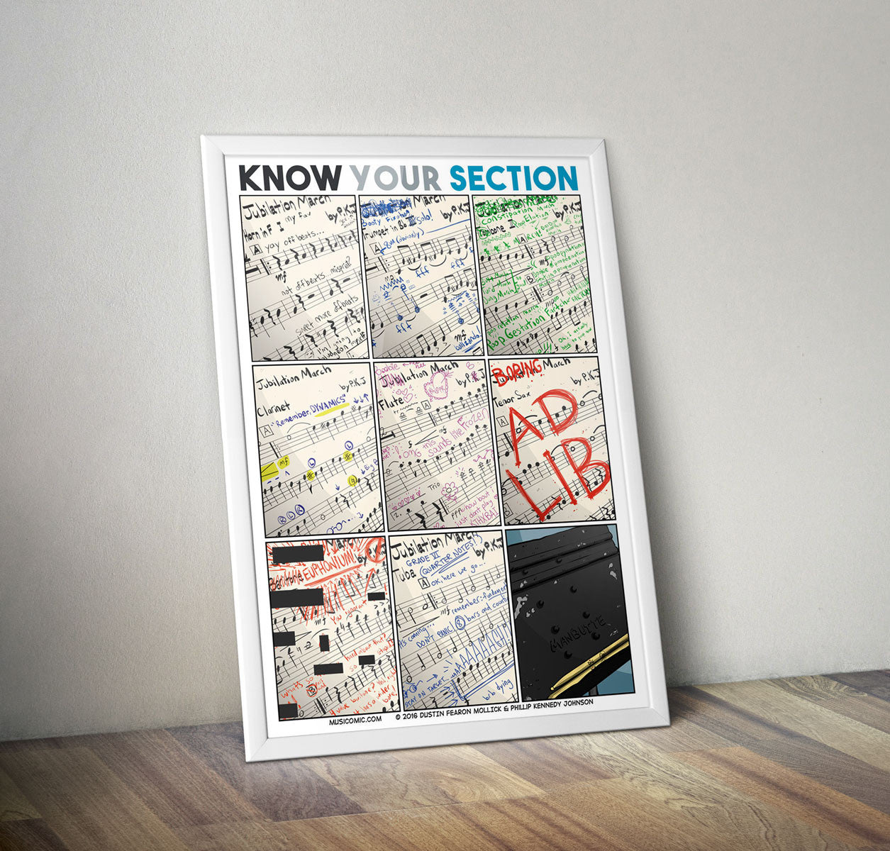 Know Your Section
